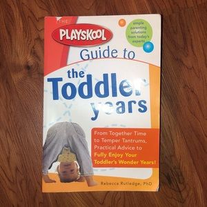 Other - Playskool Guide to the Toddler Years